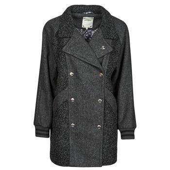 material Women coats Kaporal FLOWY Grey