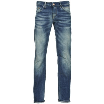 material Men straight jeans Meltin'pot MARTIN Blue / Clear