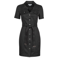 material Women Short Dresses Morgan RVANYA Black