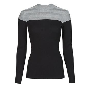 material Women jumpers Morgan MICO Grey / Black