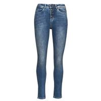 material Women slim jeans Freeman T.Porter MERYLE S-SDM Blue / Clear