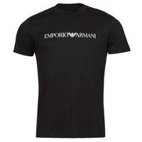 material Men short-sleeved t-shirts Emporio Armani 8N1TN5 Marine