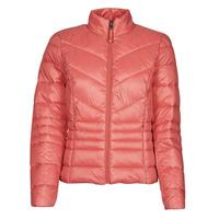 material Women Duffel coats Vero Moda VMSORAYAZIP Pink