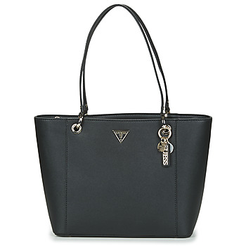 Bags Women Shopper bags Guess NOELLE ELITE TOTE Black