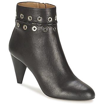 Shoes Women Low boots Sonia Rykiel MINI ŒILLETS Black