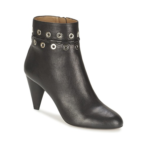 Sonia by Sonia Rykiel Leather Boots with Platform Gr. EU 36