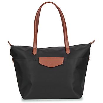 Bags Women Shoulder bags Hexagona POP Black / Brown