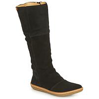 Shoes Women Boots El Naturalista CORAL Black