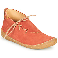 Shoes Women Mid boots El Naturalista PAWIKAN Red