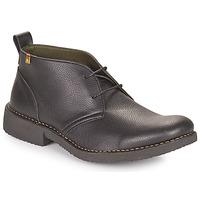 Shoes Men Mid boots El Naturalista YUGEN Black