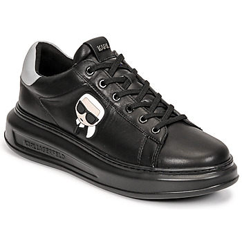 Shoes Men Low top trainers Karl Lagerfeld KAPRI MENS KARL IKONIC 3D LACE Black