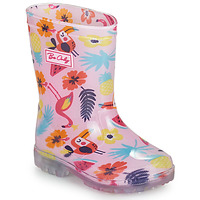 Shoes Girl Wellington boots Be Only JANEIRO Pink