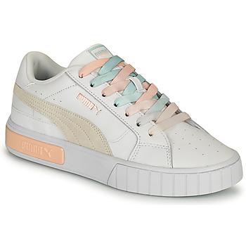 Shoes Women Low top trainers Puma CALI STAR White / Multicolour