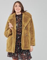 material Women coats Oakwood PERSHING Camel
