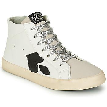 Shoes Women High top trainers Le Temps des Cerises AUSTIN White
