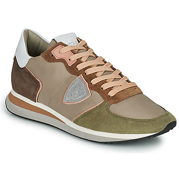 Shoes Women Low top trainers Philippe Model TRPX LOW WOMAN Multicolour
