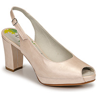 Shoes Women Court shoes Dorking MODALIA Beige