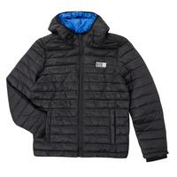 material Boy Duffel coats Deeluxe MITCHUM Black