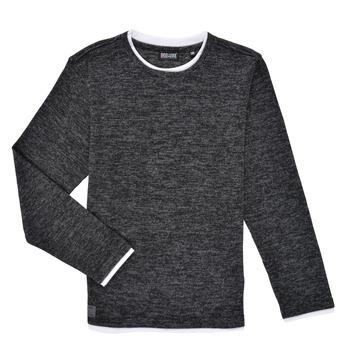 material Boy Long sleeved shirts Deeluxe MONAN Black