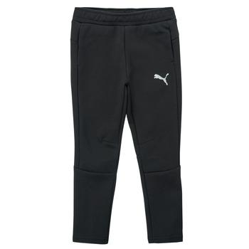 material Boy Tracksuit bottoms Puma EVOSTRIPE PANT Black