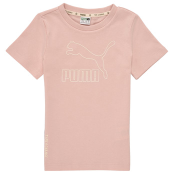 material Girl short-sleeved t-shirts Puma T4C TEE Pink