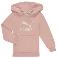 material Girl sweaters Puma T4C HOODIE Pink