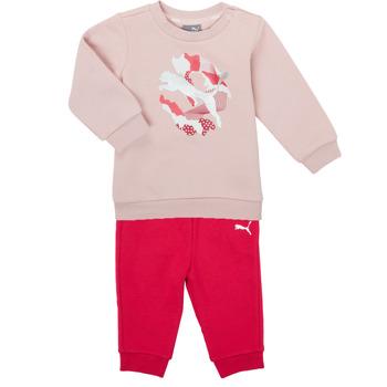 material Girl Sets & Outfits Puma Minicats ALPHA Crew Jogger FL Pink