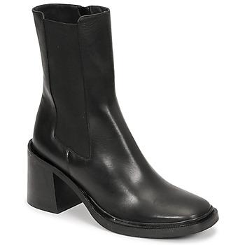 Shoes Women Ankle boots Jonak DANUBE Black