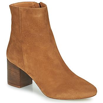 Shoes Women Ankle boots Jonak VILBERT Brown