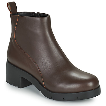 Shoes Women Ankle boots Camper WANDA Brown