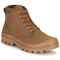 Shoes Women High top trainers Aigle TERRE MID Brown
