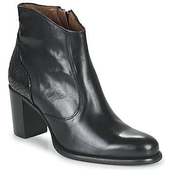 Shoes Women Ankle boots Muratti ROBERSAT Black