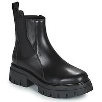 Shoes Women Mid boots Ash LINKS Black