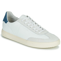 Shoes Men Low top trainers Clae DEANE White / White