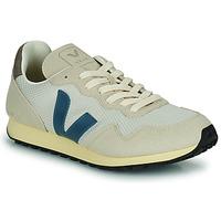 Shoes Low top trainers Veja SDU REC Beige / Blue