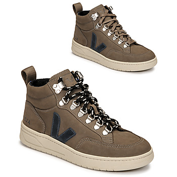 Shoes High top trainers Veja RORAIMA Beige