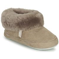 Shoes Girl Slippers Shepherd PITEA Grey