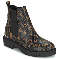 Shoes Women Mid boots Guess OLET Black
