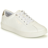 Shoes Women Low top trainers Tommy Hilfiger COURT LEATHER SNEAKER White