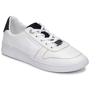 Shoes Women Low top trainers Tommy Hilfiger PREMIUM COURT SNEAKER White