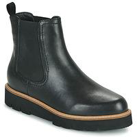 Shoes Women Mid boots Ravel MOZA Black