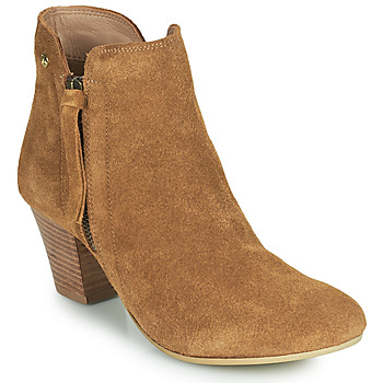Shoes Women Ankle boots Ravel TULLI Camel