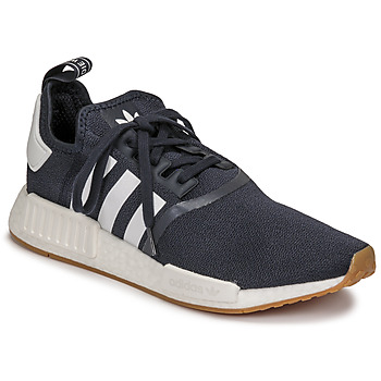 Shoes Low top trainers adidas Originals NMD_R1 Marine / White