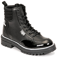 Shoes Girl Boots Karl Lagerfeld HOLISTA Black