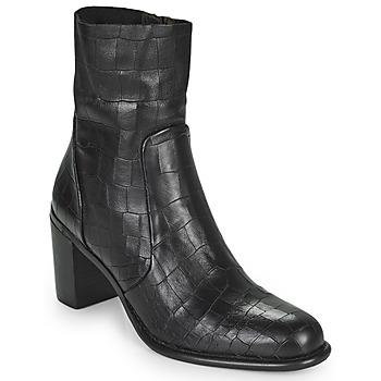 Shoes Women Boots Adige FARA V4 DRAGON BRONZE Black