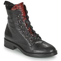 Shoes Women Mid boots Metamorf'Ose KARDIESSE Black