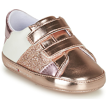 Shoes Girl Low top trainers Tommy Hilfiger T0A4-31136-0268A081 Pink