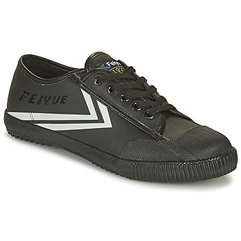 Shoes Low top trainers Feiyue FE LO 1920 Black / White