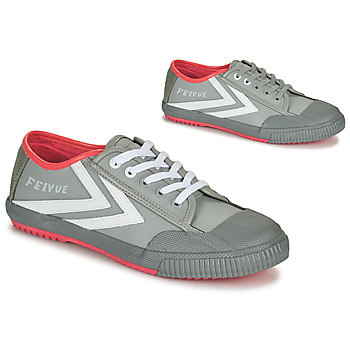 Shoes Men Low top trainers Feiyue STAPLE X FE LO 1920 Grey / White