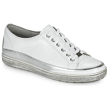 Shoes Women Low top trainers Caprice 23654 White / Silver